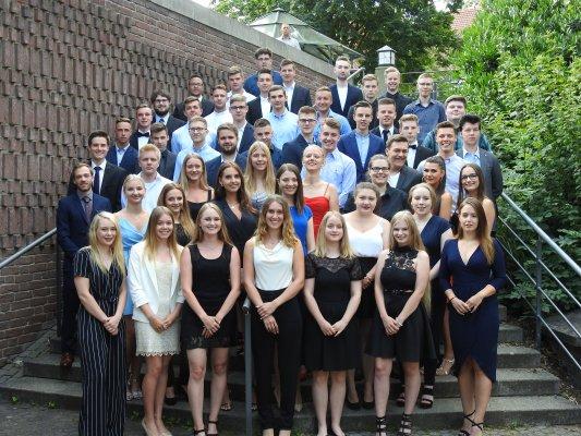 Berufliches Gymnasium 2019-Fotos Abitur Verabschiedung